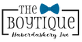 The Boytique Logo