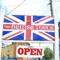 The British Touch Logo