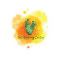 The Burning Cactus Logo