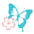The Butterfly Bay logo