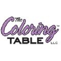 The Coloring Table Logo