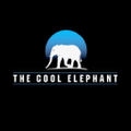 The Cool Elephant Logo