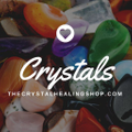 Crystal Healing Shop Logo