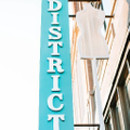 The District on Main Logo
