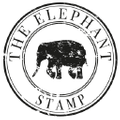 The Elephant Stamp Logo