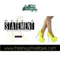 The Envy Shoetique Logo
