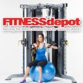 The Fitness Depot USA Logo