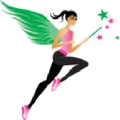 The Fitness Fairy Logo