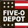 thefiveodepot Logo