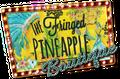 theFRINGEDpineapple Logo