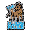 The Glass Mule Logo