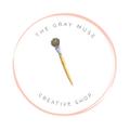 The Gray Muse Logo
