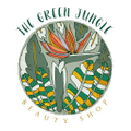 The Green Jungle Beauty Shop Logo