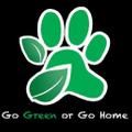 The Green Pet Shop Logo