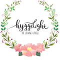 Hyggelight | The Growing Candle Logo