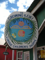The Growing Keiki Logo