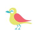 The Happy Lark Logo