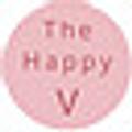 The Happy V Logo