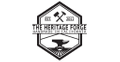 The Heritage Forge Logo