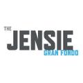 The Jensie Gran Fondo Logo