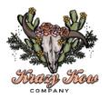 The Krazy Kow Company Logo