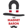The Magnet Baron Logo