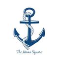 The Maine Square Logo