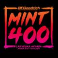 The Mint 400 logo