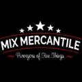 The Mix Mercantile Logo