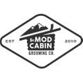 The Mod Cabin Grooming Co Logo