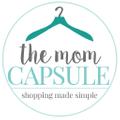The Mom Capsule Logo