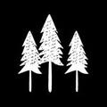 The Montana Scene Logo