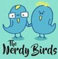 The Nerdy Birds Logo