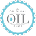 The Original Oil Shop Logo