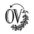 the OVer company Logo