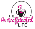 The Overcaffeinated Life Logo