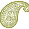 The Paisley Pod Logo