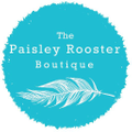 The Paisley Rooster Logo