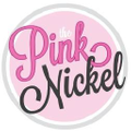 The Pink Nickel Logo