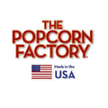 The Popcorn Factory Logo