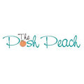 The Posh Peach Logo