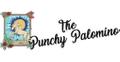 The Punchy Palomino Logo