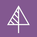 The Purple Tree logo