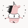 The Reckless Unicorn Logo