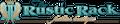 The Rustic Rack Boutique Logo