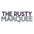 The Rusty Marquee USA Logo
