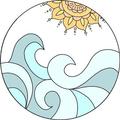 The Salty Life Logo