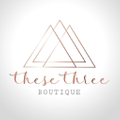These Three Boutique Logo