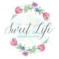 The Sweet Life Apparel and Gifts Logo