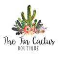 The Tin Cactus USA Logo